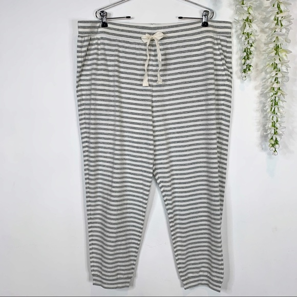 J. Crew Other - NWT J. CREW striped pajama pants tapered leg 1128